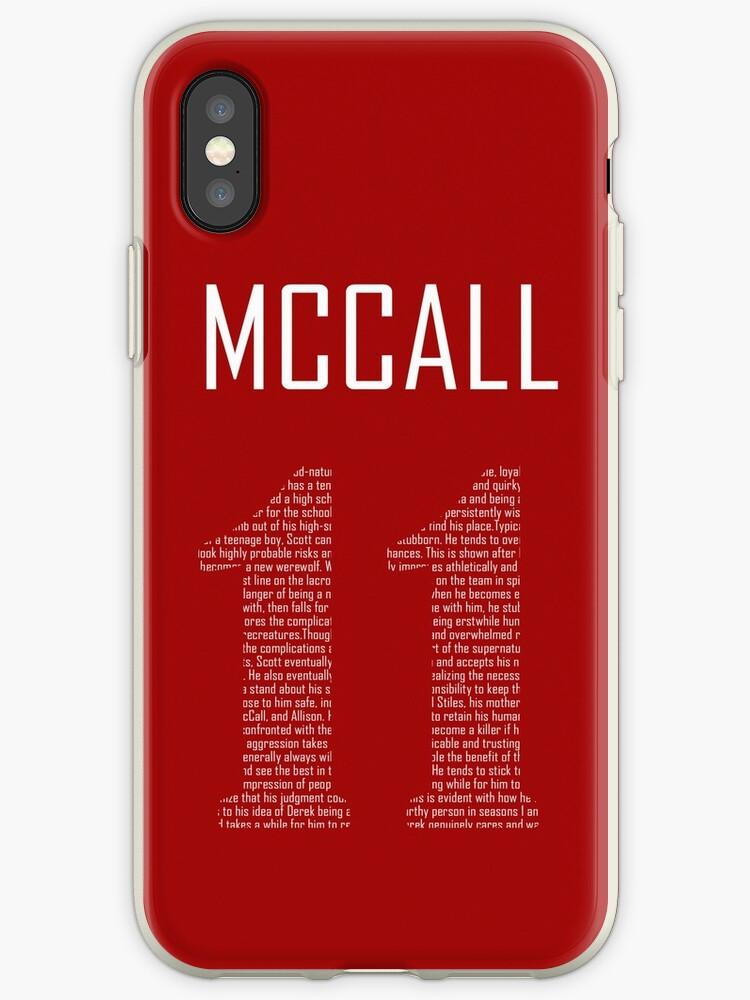 Scott McCall Number 11 by FandomxLife
