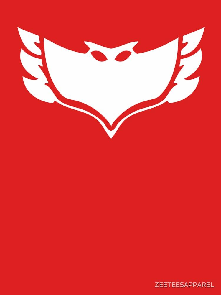Pj Masks Owlette by ZEETEESAPPAREL
