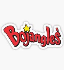 Bojangles Sticker