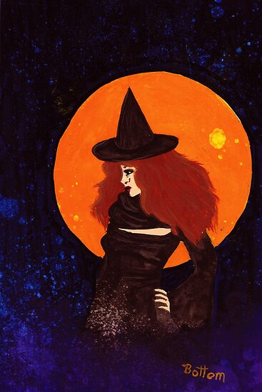 Witch by MaryBottom
