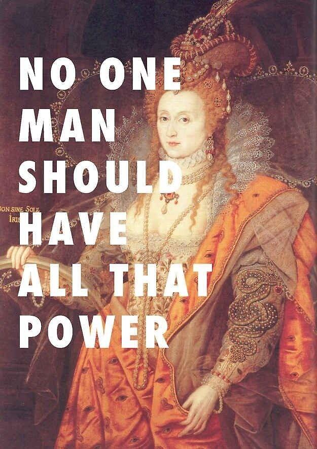 Power vs. Art History by jfar11