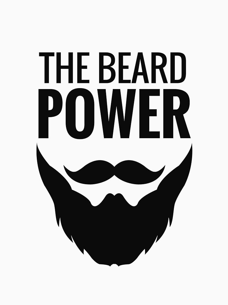 The Beard Power by felipesilva