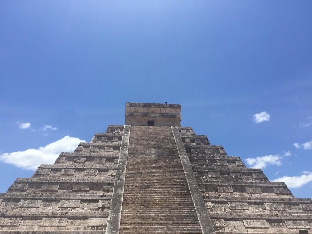 Mayan still by drewbeedoo