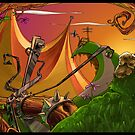 Strange Circus by PocketClouds