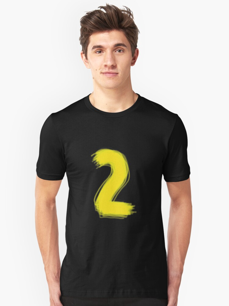 Two Unisex T-Shirt Front