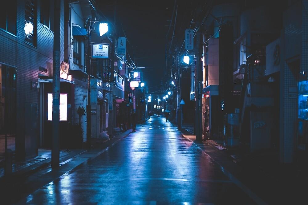 Omotesando Nights by robmasterton