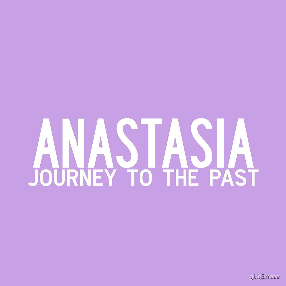 Anastasia Broadway Musical  by ging3rrose