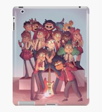 Camp of Rock! iPad Case/Skin