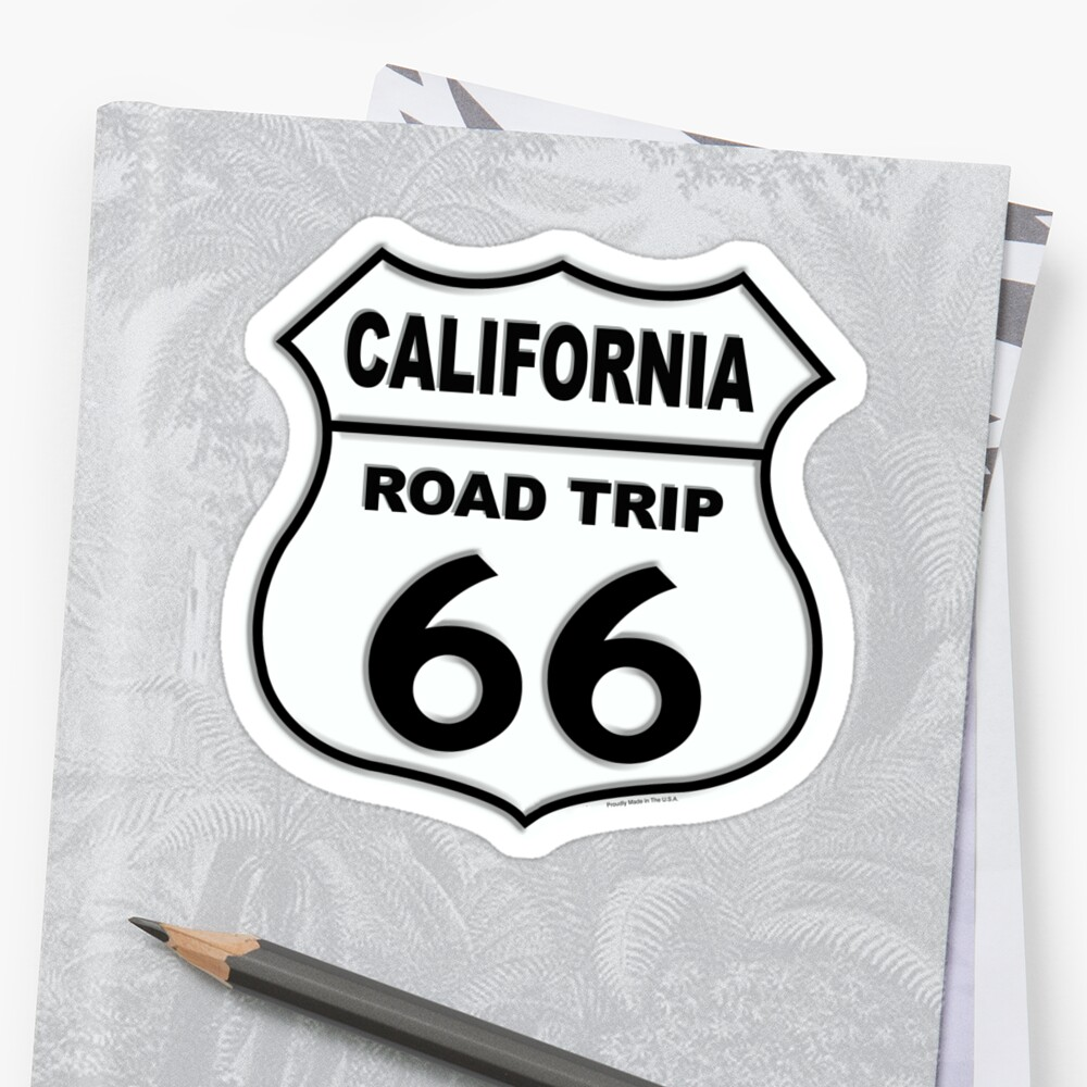 California Road Trip! by Don Thomas