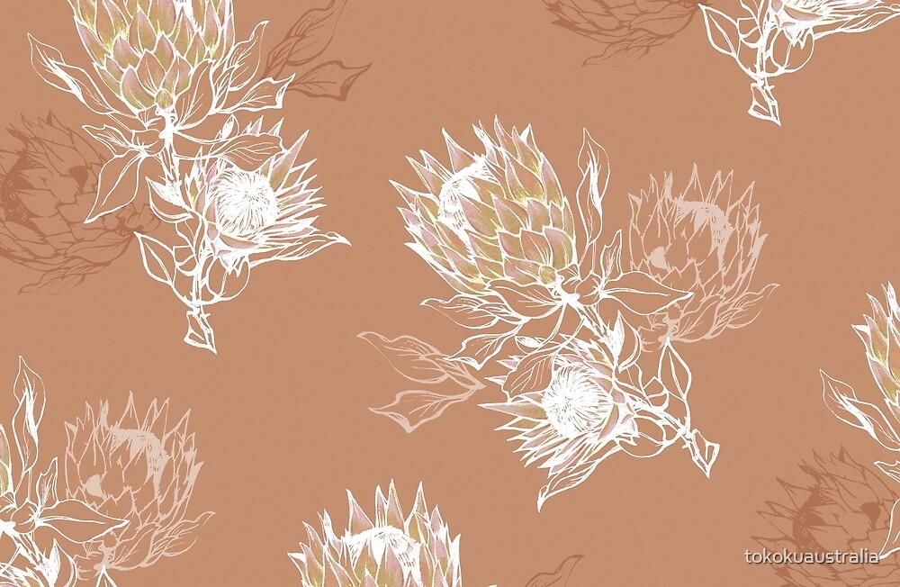 King Proteas by tokokuaustralia
