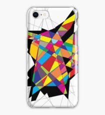 Pikachu Arte Lineal iPhone Case/Skin