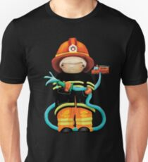 The Little Firefighter T-Shirt