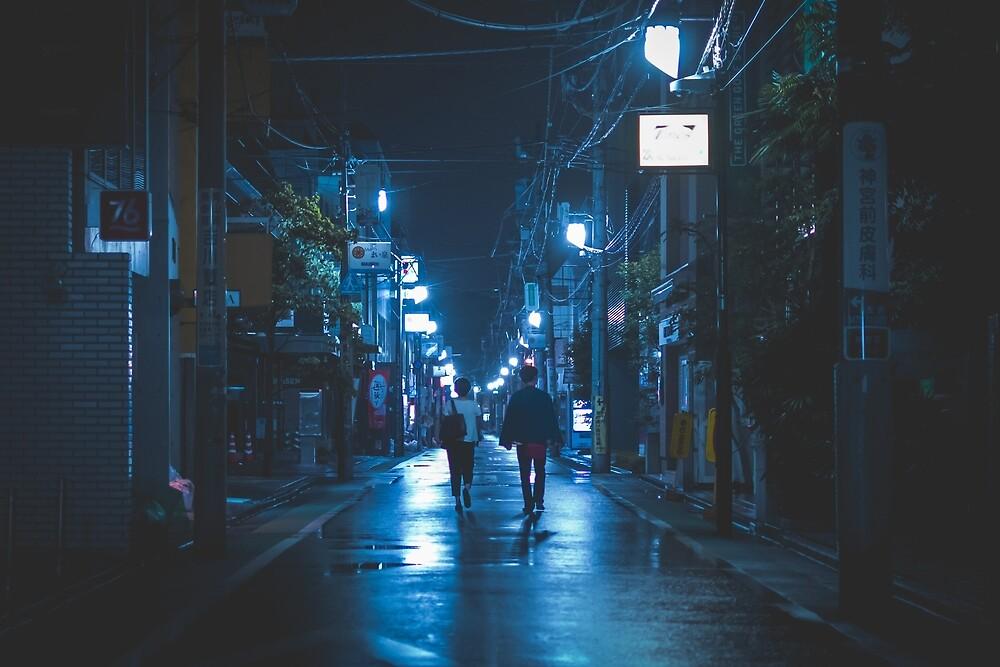 Omotesando Streets by robmasterton