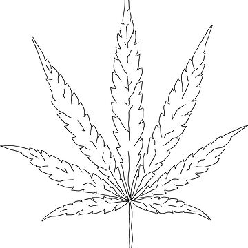 marijuana leaf weed pot nature flower by tbootz