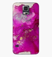 Fuschia Fusion Hülle & Klebefolie für Samsung Galaxy