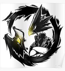 Dark Shadow - My Hero Academia! Poster