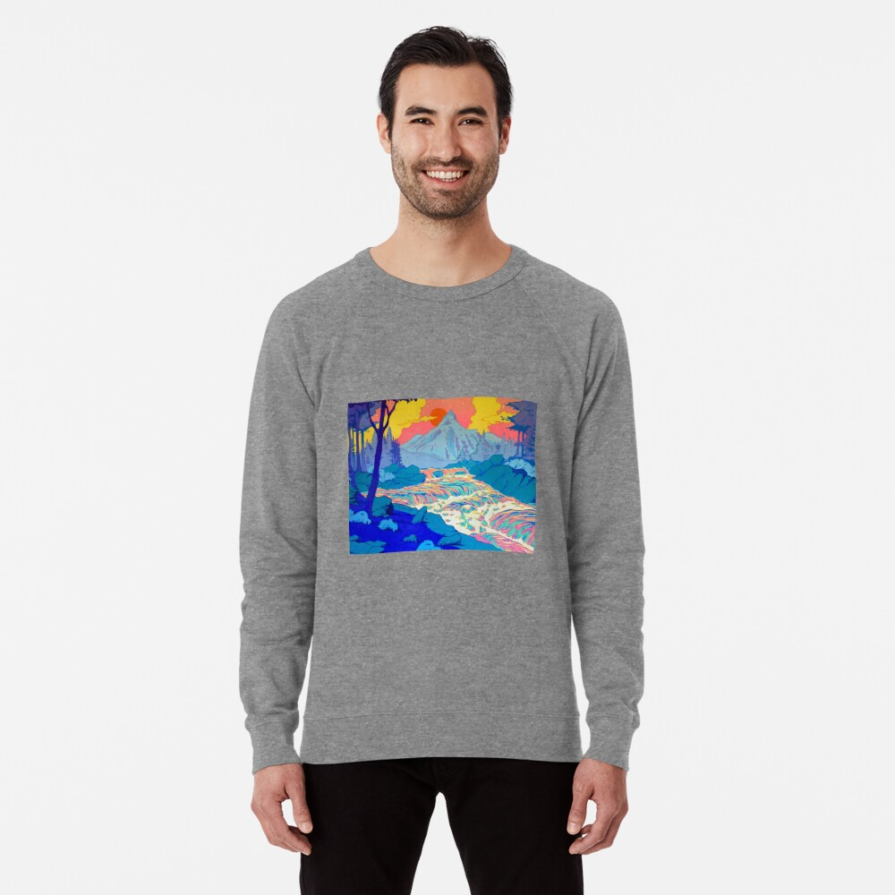River Lightweight Sweatshirt