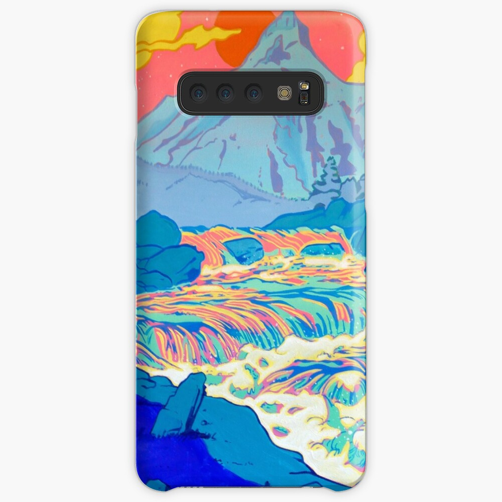 River Case & Skin for Samsung Galaxy