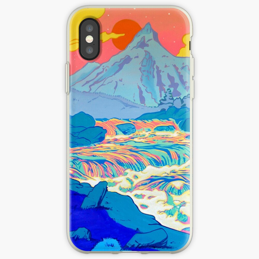 River iPhone Case & Cover