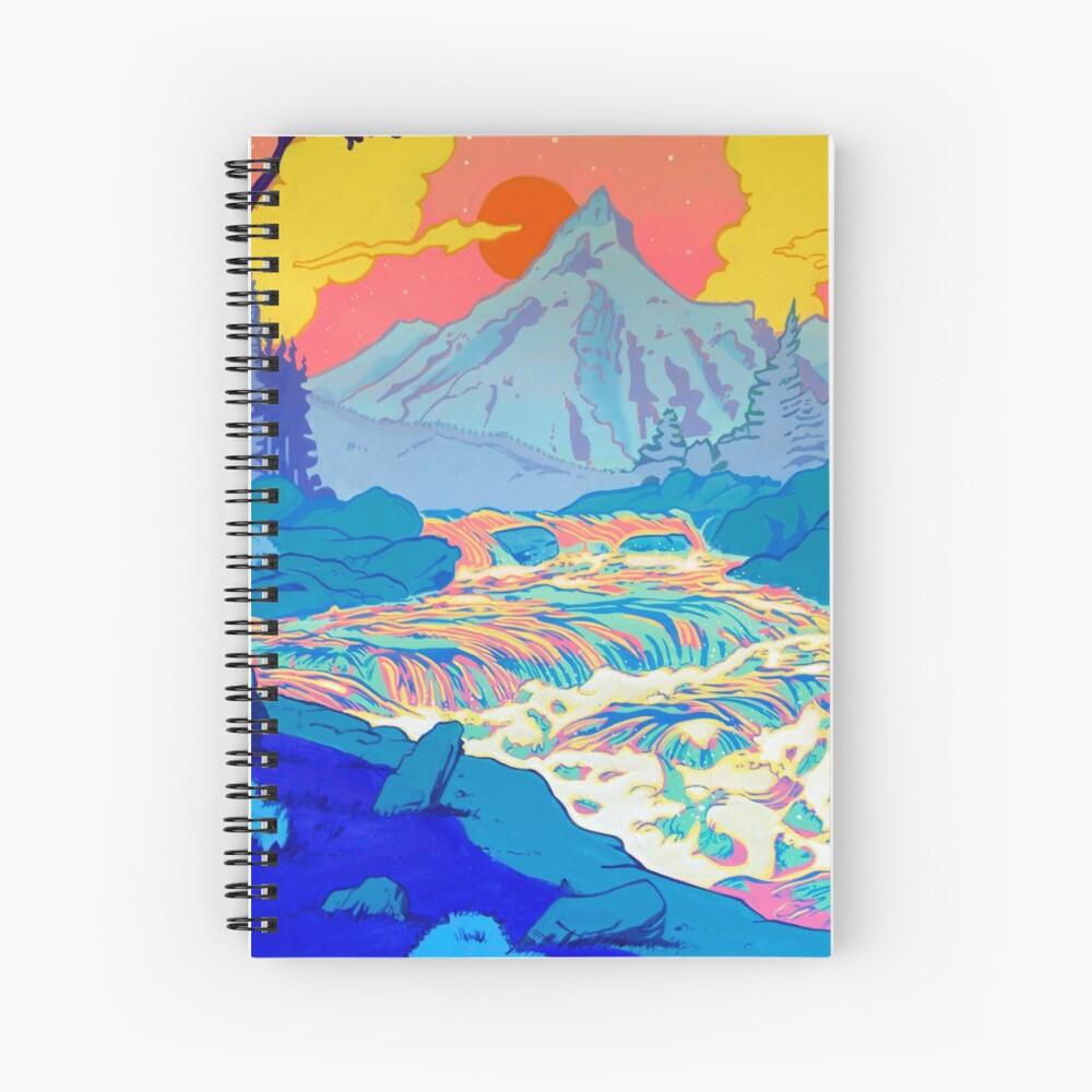 River Spiral Notebook