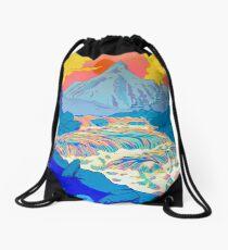 River Drawstring Bag
