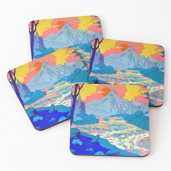 River Coasters (Set of 4)