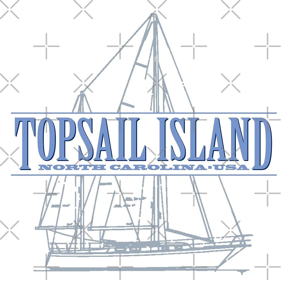 Topsail Island, North Carolina by Futurebeachbum