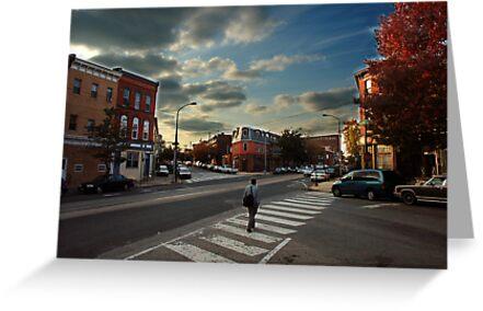 Crosswalk by Daniel Wills
