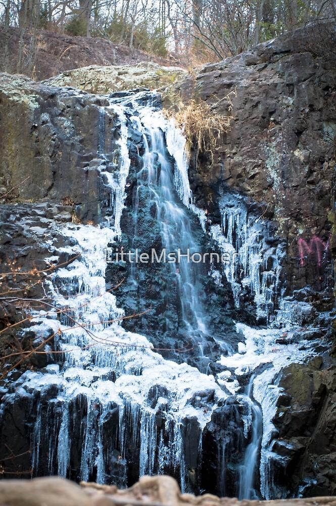 Frozen Falls by LittleMsHorner
