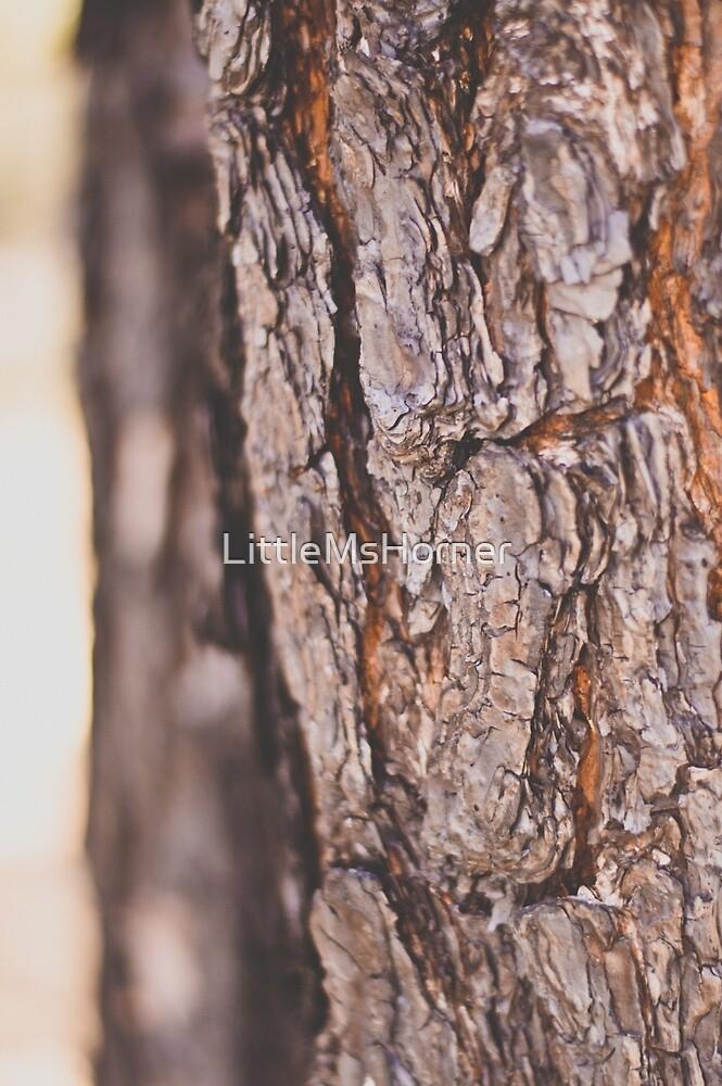 Tree Bark by LittleMsHorner