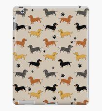 Vinilo o funda para iPad Weenie Weenies (perro salchicha Dachshund)