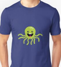 Happy Octopus Unisex T-Shirt