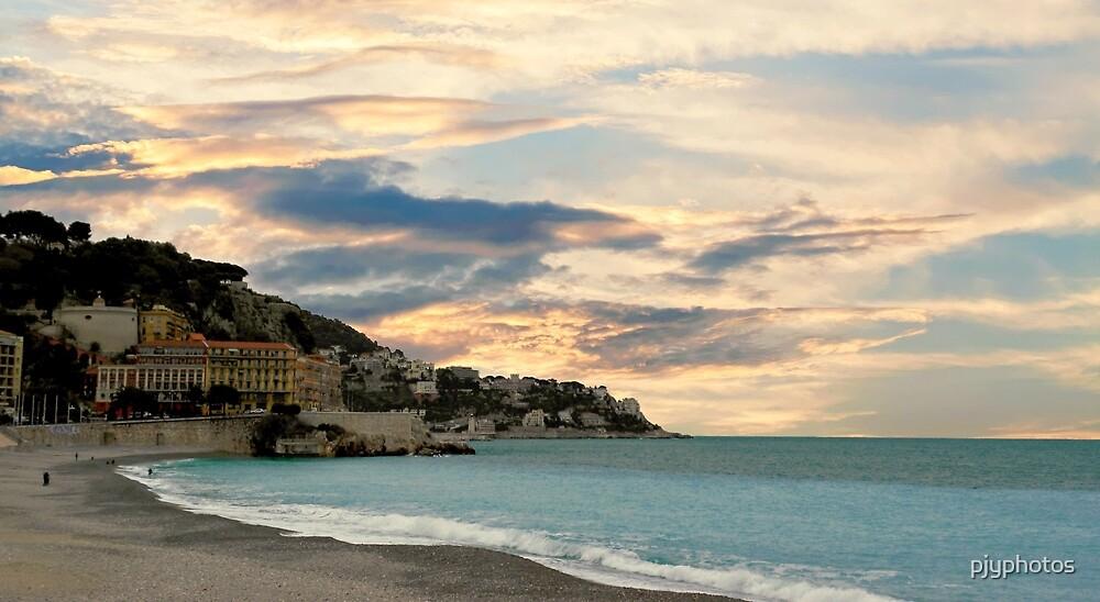 Nice France by pjyphotos