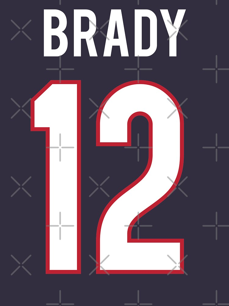 Men's New_ England_ Patriots _Tom _Brady#12 blue Game Jersey by JustBeAwesome