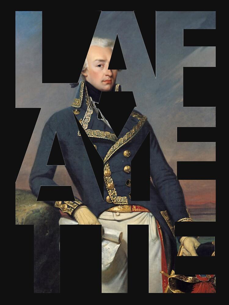 Hamilton: Lafayette de ajshulman