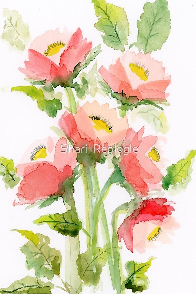 Flora 2 by Shari  Replogle