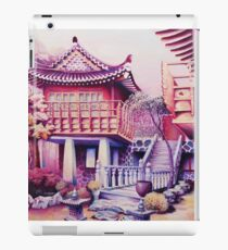 Korean Teahouse iPad Case/Skin