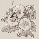 Night Bloom - Death's Head by straungewunder