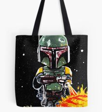 boba fett first 21 Tote Bag