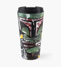 boba fett first 21 Travel Mug