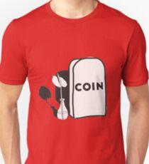 Coin Band HWYKIYNT Logo T-Shirt