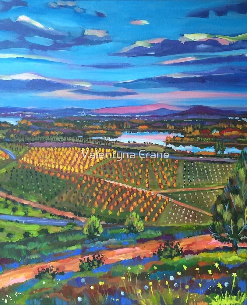 Autumn Season at the NAC by Valentyna Crane