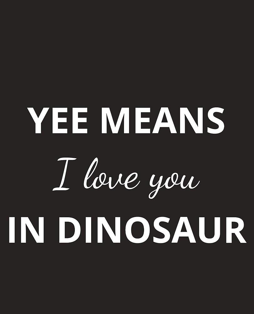 YEE  means... by Jadeyeejoker