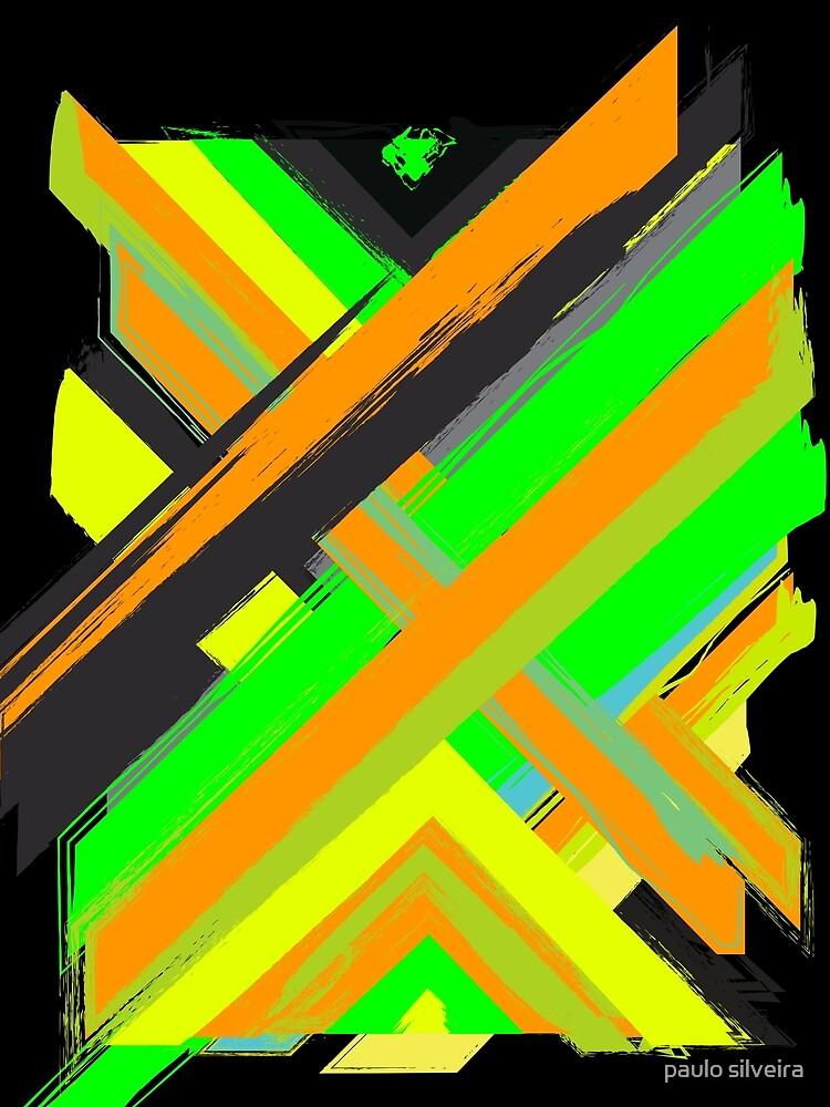 Hypnotzd Abstract Art #3 by hypnotzd