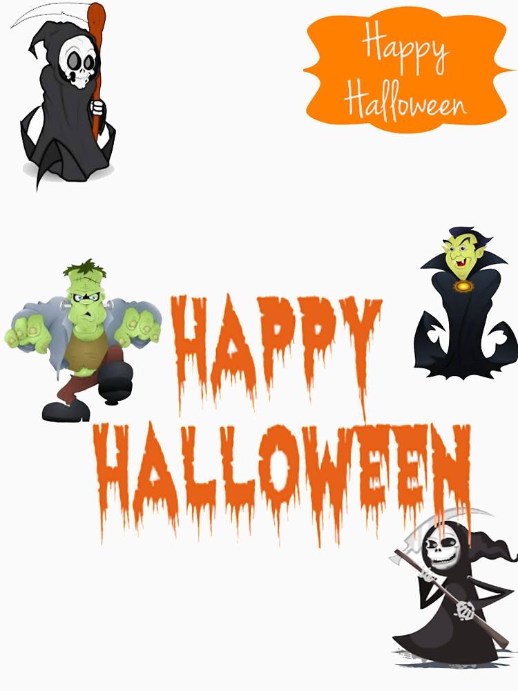 Happy halloween by manatti