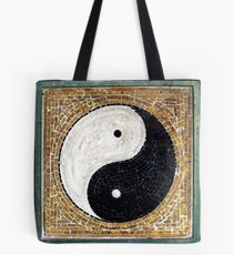 Golden Tai Chi Tote Bag