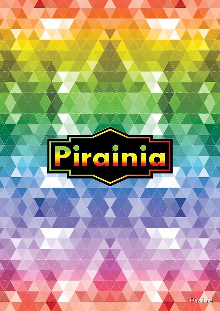 Pirainia Rainbow by Pirainia