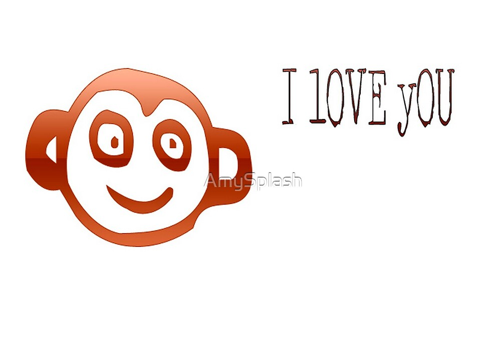 I Love You by AmySplash