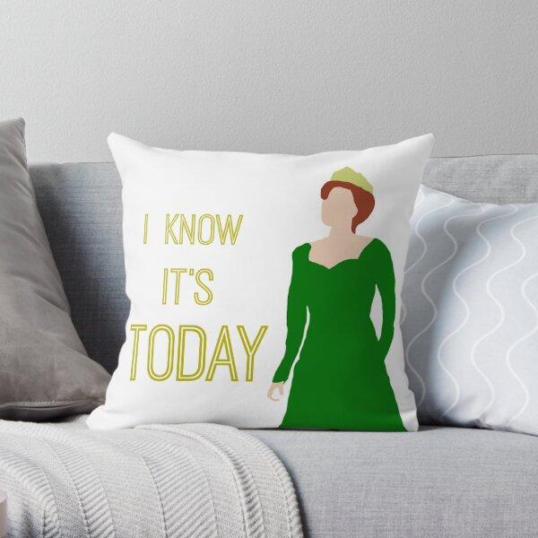 it's me, Fiona Throw Pillow