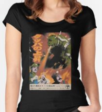 Bowzilla Women's Fitted Scoop T-Shirt